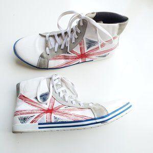 British Flag Men's Sneakers CKlass | 9.5